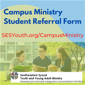 Campus Ministry Student Referral Form